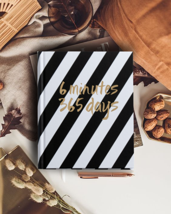 6 minutes 365 days (ENGLISH)