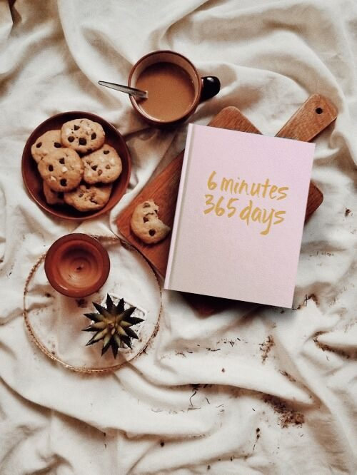 6 minutes 365 days (ENGLISH)